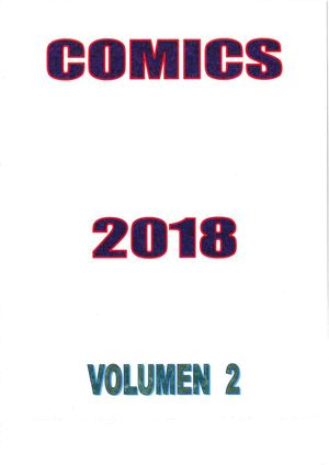 Volumen 2 Comics 2018