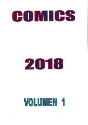 Volumen 1 Comics 2018