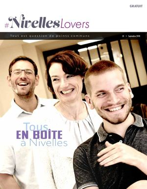 Nivelles Lovers Magazine 01 2018