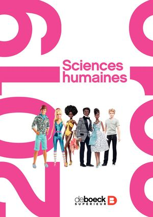 Catalogue Sciences humaines 2019