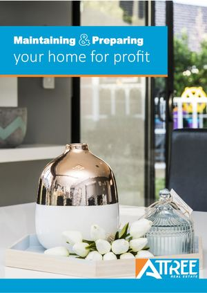 Preparing Your Home For Profit