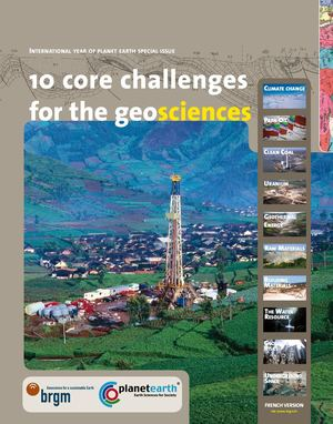 Calameo 10 Core Challenges For The Geosciences Brgm