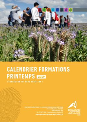 Catalogue formations campagne hiver-printemps 2019