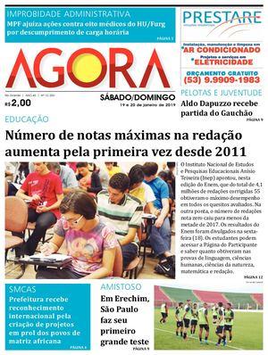 Calaméo - Jornal Agora - Edição 12250 - 19 e 20 de Janeiro de 2019 838a294a36