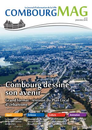 Combourg Mag #13 - Janvier 2019