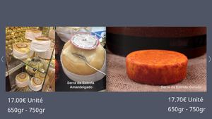 Catalogue Fromages