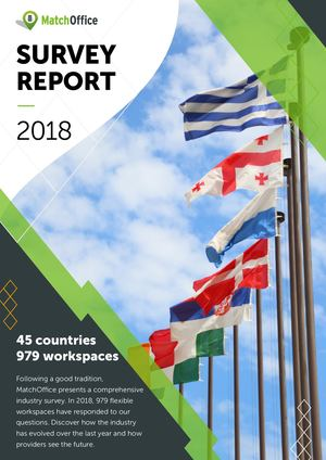 Match Office Serviced Office Industry Survey Report 2018