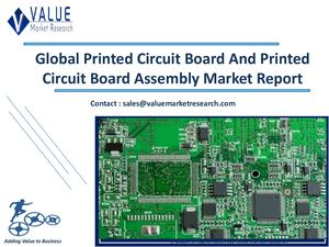 Printed Circuit Board And Printed Circuit Board Assembly Market 2018-2025