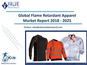 Flame Retardant Apparel Market Size, Share & Industry Research Report, 2025