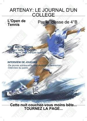 Journal Open D'orléans 4b Septembre 2018