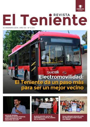 Revista El Teniente Nº2414 Digital