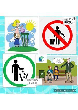 Calaméo Carteles De Limpieza Y Reciclaje