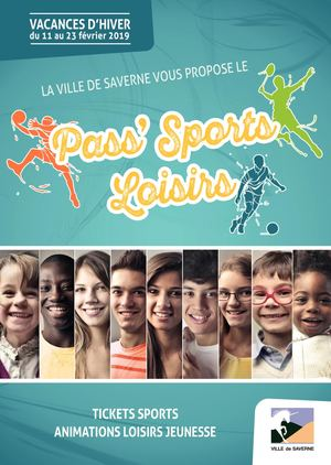 Pass'sports Loisirs - Hiver 2019