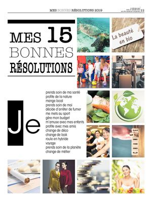 Bonnes Resolutions 33