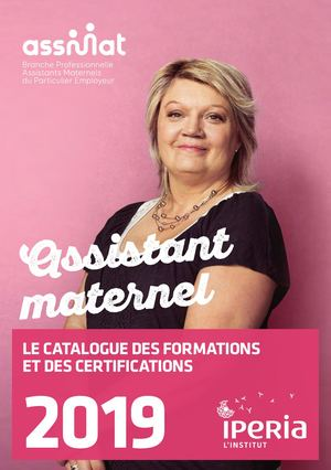 Catalogue Je Suis Assistant Maternel 2019