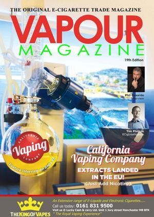 b10434bb6a0d8 Calaméo - Vapour Magazine January 2019