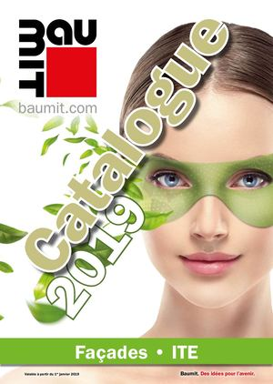 Baumit France catalogue 2019