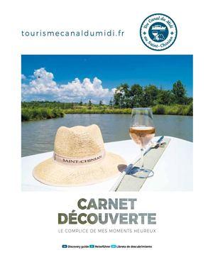 Calaméo Carnet Découverte 2019