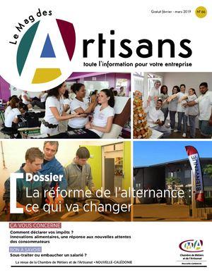 Calaméo - Mag Des Artisans 66 La Reforme De Alternance