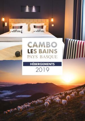 Guide Hébergements 2019 Cambo Les Bains