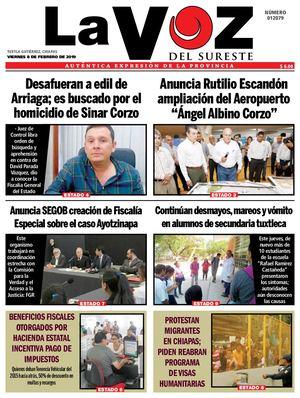 Calaméo - Diario La Voz del Sureste 08-02-2019 ded287e1400