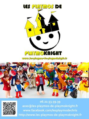 les playmos de PlaymoKnight