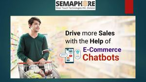7 Ways E Commerce Chatbots Can Help You Get Better Sales
