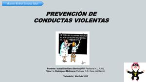 Prevencion Conductas