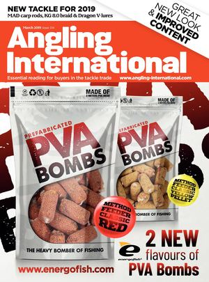 Angling International - March 2019 - issue 134