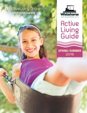 2019 Spring Summer Active Living Guide