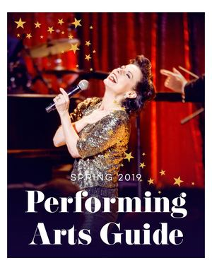EU Jacksonville, 2019 Spring Performing Arts Guide