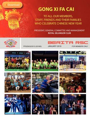 BERITA RSC JANUARY 2019