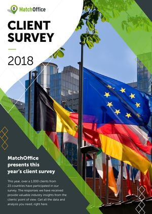 Matchoffice Client Survey 2018