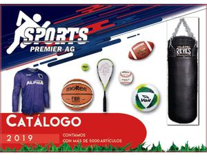 Catalogo Sportpremier