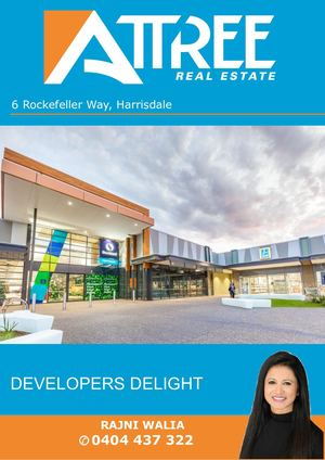 Rockefeller Way 6, Harrisdale Buyer Booklet Rw