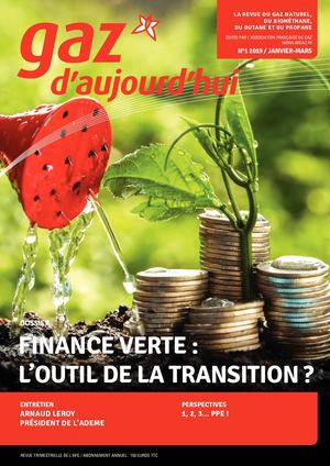 GA1-2019/ Finance verte : l'outil de la transition