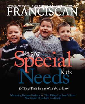 Franciscan Magazine Winter 2019
