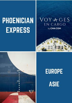 PHOENICIAN EXPRESS [Europe-Asie]