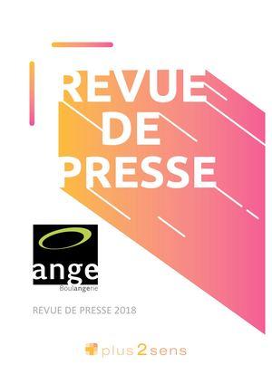 Calameo Ange Revue De Presse 2018