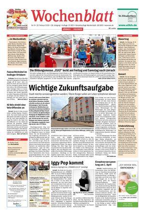 wochenblatt ludwigsburg bekanntschaften single urlaub tipps