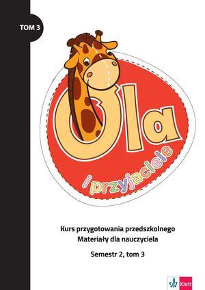 Calaméo żyrafa Ola 6 Latki Scenariusze Tom 3
