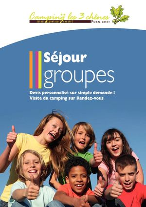 Flyer Groupes