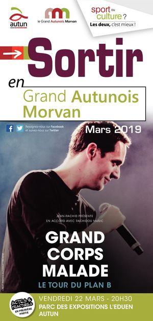 Calaméo Sortir en Grand Autunois Morvan Mars 2019