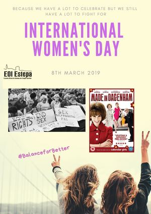 International Women's Day (EOI ESTEPA)