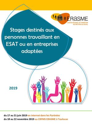 Catalogue De Formation TH 2019