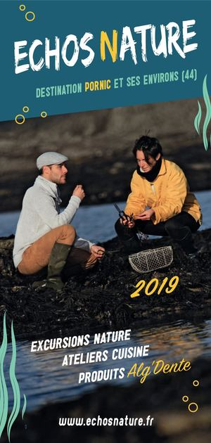 Brochure Echos Nature 2019