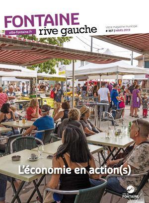 Fontaine Rive Gauche 337 Mars 2019