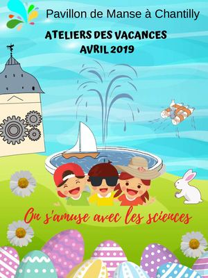Programmation Ateliers Vacances Avril 2019 Compressed