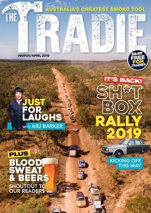 Calaméo - The Tradie Magazine Australia March April 2019
