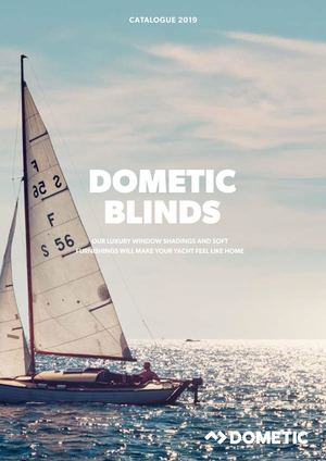 Dometic Blinds Catalogue 2019